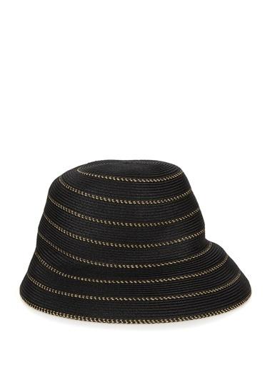 Eric Javits Eric Javits  Örgü Dokulu Kadın Şapka 101635837 Siyah